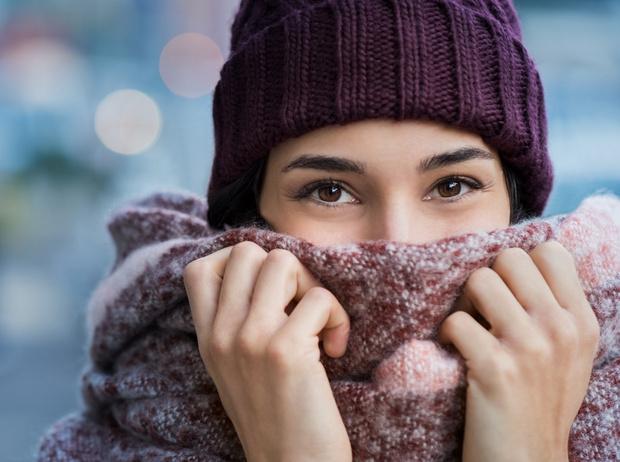 Фото №1 - Холода нет: как перестать мерзнуть
