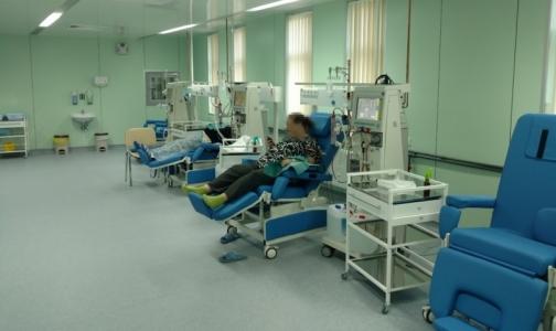 Фото №1 - В новой Боткинской больнице открылось отделение гемодиализа