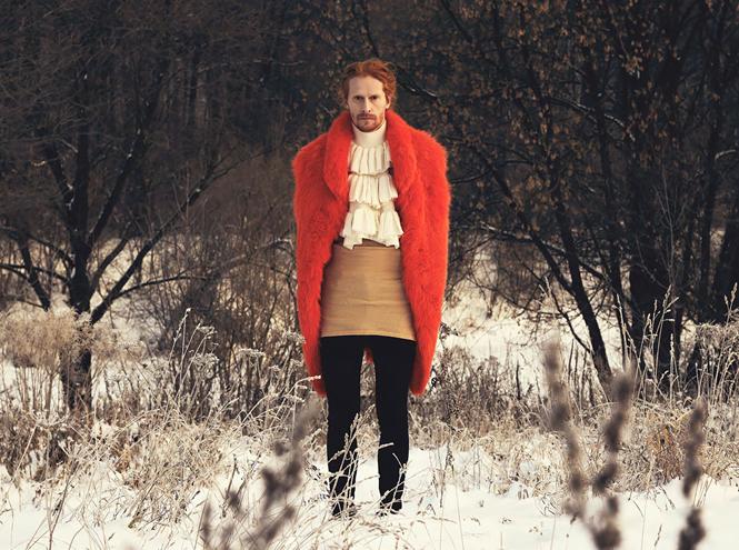 Фото №1 - Выбор Marie Claire: Шапки и шарфы Katia Mossina