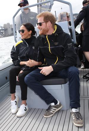 Фото №5 - Герцогиня Осознанность: какие эко-бренды носит Меган Маркл