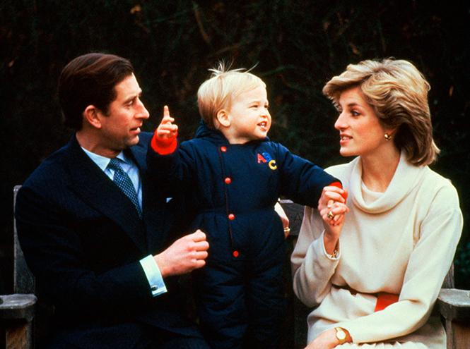 Фото №14 - Принц Уильям: история в фотографиях