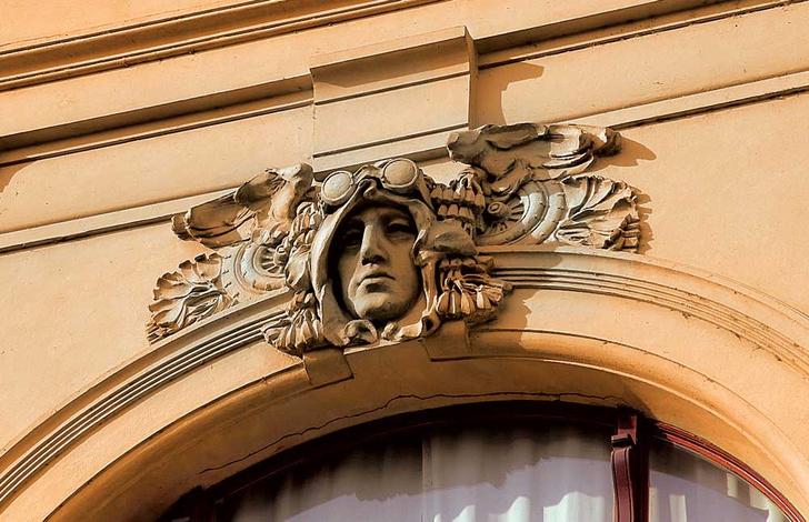 Фото №8 - Лицевая сторона: пражские декоративные рельефы