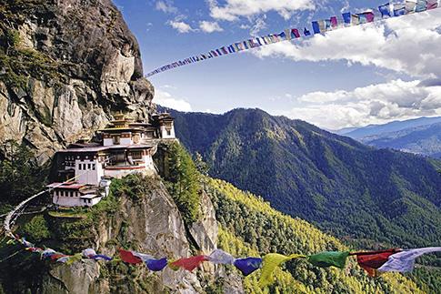 Фото №4 - Бутан: счастье - это место