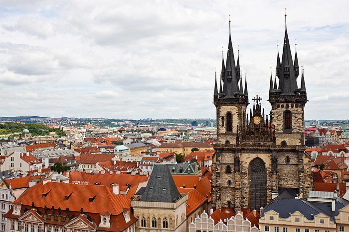 Фото №1 - 5 мест, которые надо посетить в Праге