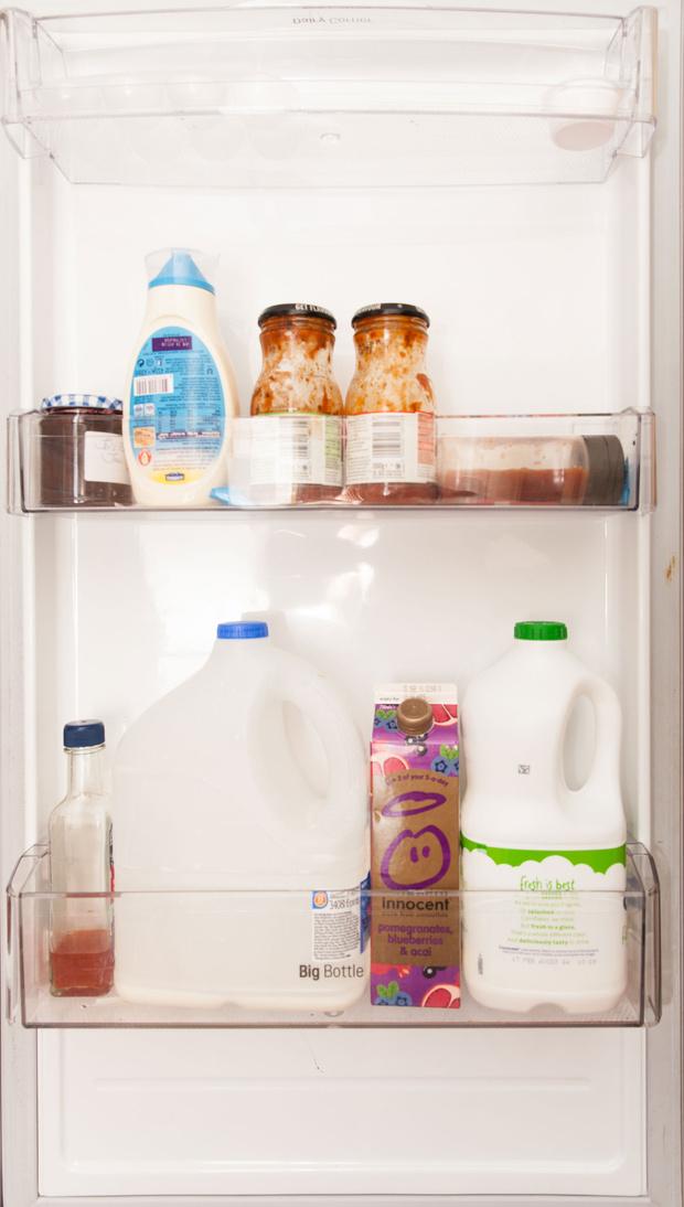 Фото №39 - Что лежит в холодильнике у жителей разных стран: 54 любознательных фото
