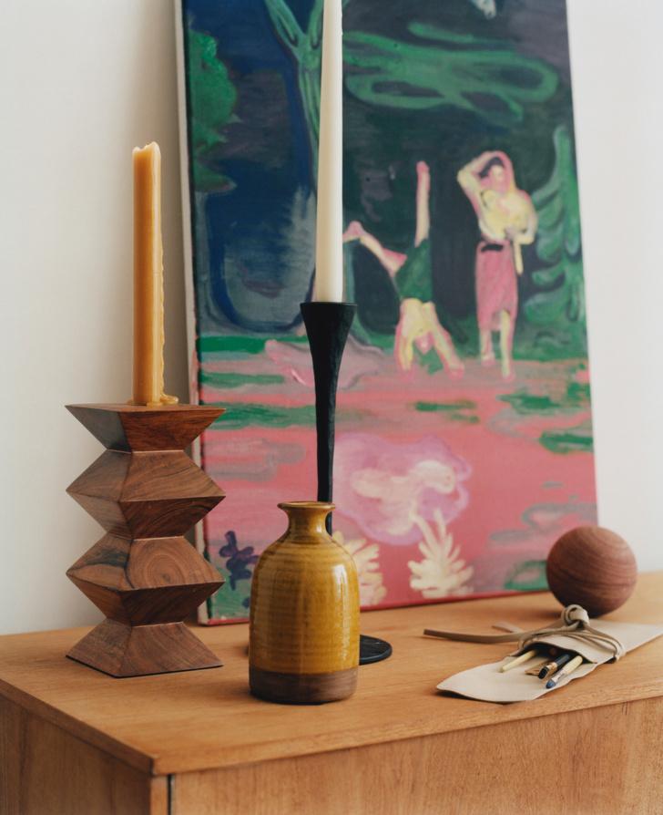 Фото №1 - Новая капсульная колекция Zara Home для художников