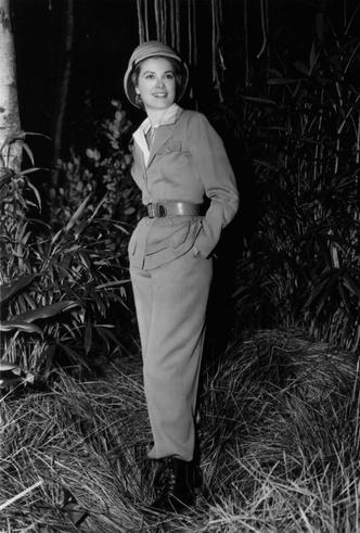 Фото №17 - Гардероб принцессы Монако: секреты безупречного стиля Грейс Келли