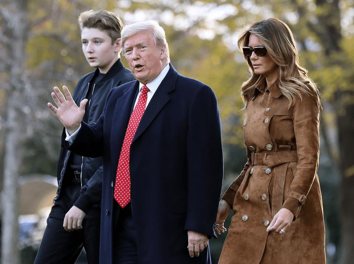 Фото №2 - Меланию Трамп освистали на молодежном форуме