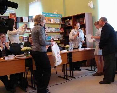 Фото №1 - «Вокруг света» принял участие в фестивале книги и чтения «Читающая семья»