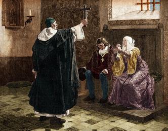 Фото №2 - Костры и пытки: как инквизиция вынесла смертный приговор всем жителям Нидерландов