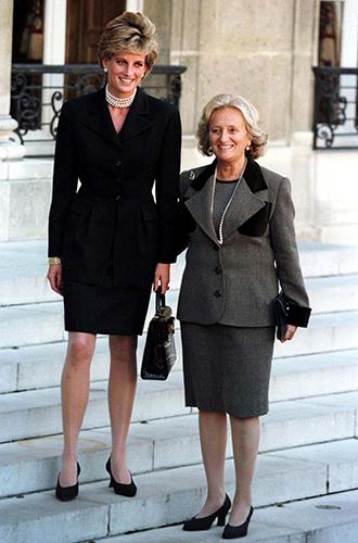 Фото №23 - Первые леди Франции: от Ивонны де Голль до Карлы Бруни-Саркози