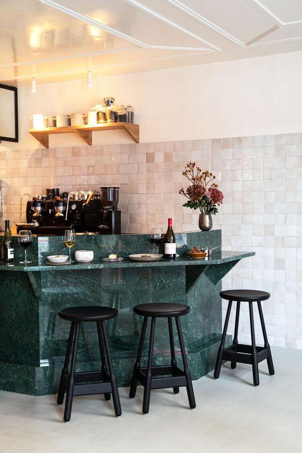 Фото №7 - Frenchie Pigalle: новый ресторан по проекту Доротеи Мейлихзон