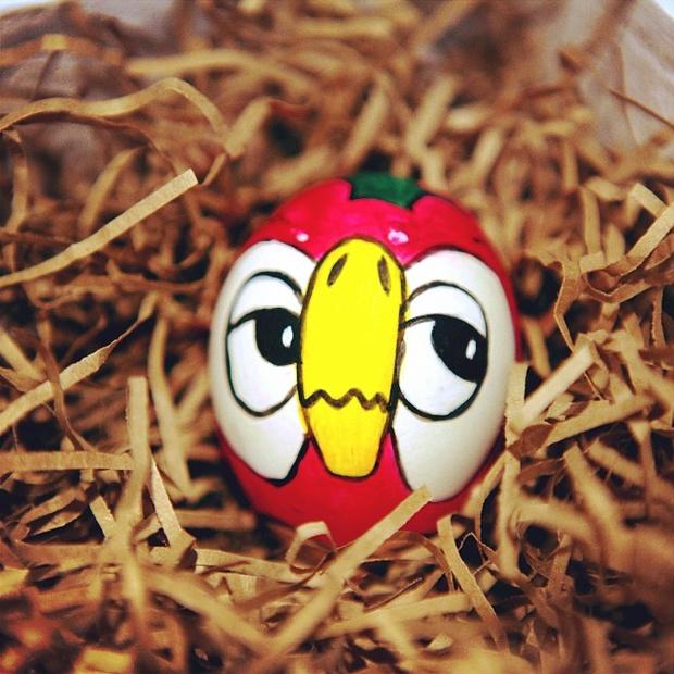 Фото №11 - Как расписать яйца на Пасху: советует Instagram