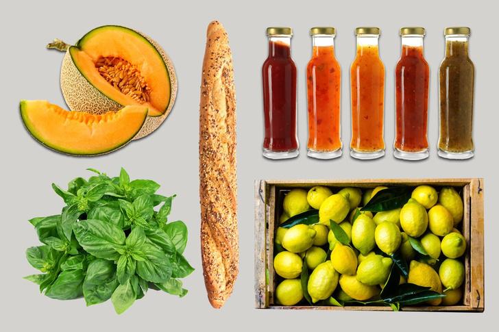 Фото №1 - 20 продуктов, которые можно не хранить в холодильнике
