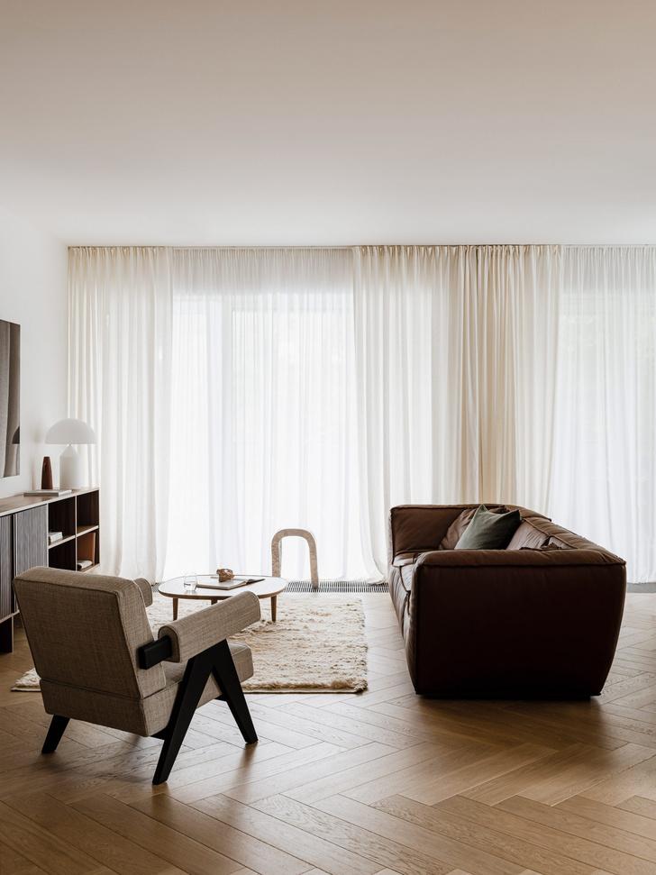 Фото №2 - Светлая квартира 90 м² в Познани