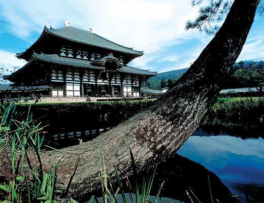 Фото №1 - «Зеркальный путь» эпохи Нара