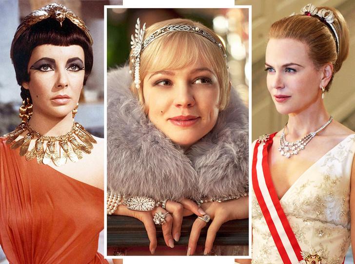 Фото №1 - Сокровища мира кино: кто создавал культовые украшения голливудских актрис