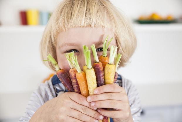 Перекусы для детей рецепты
