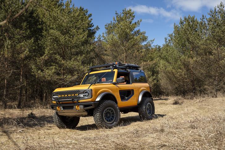 Фото №3 - Ford представил совершенно новый внедорожник