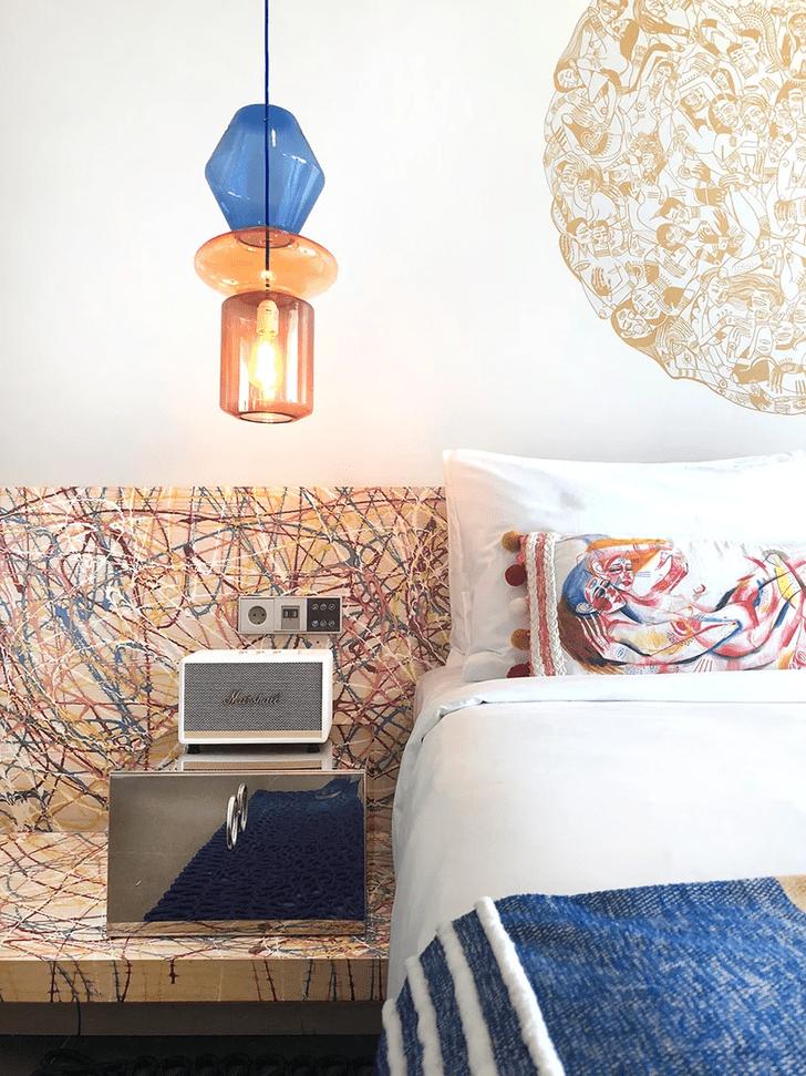 Фото №6 - Богемный шик: яркий отель на Ибице