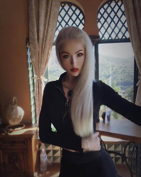 Валерия Лукьянова живая Барби фото