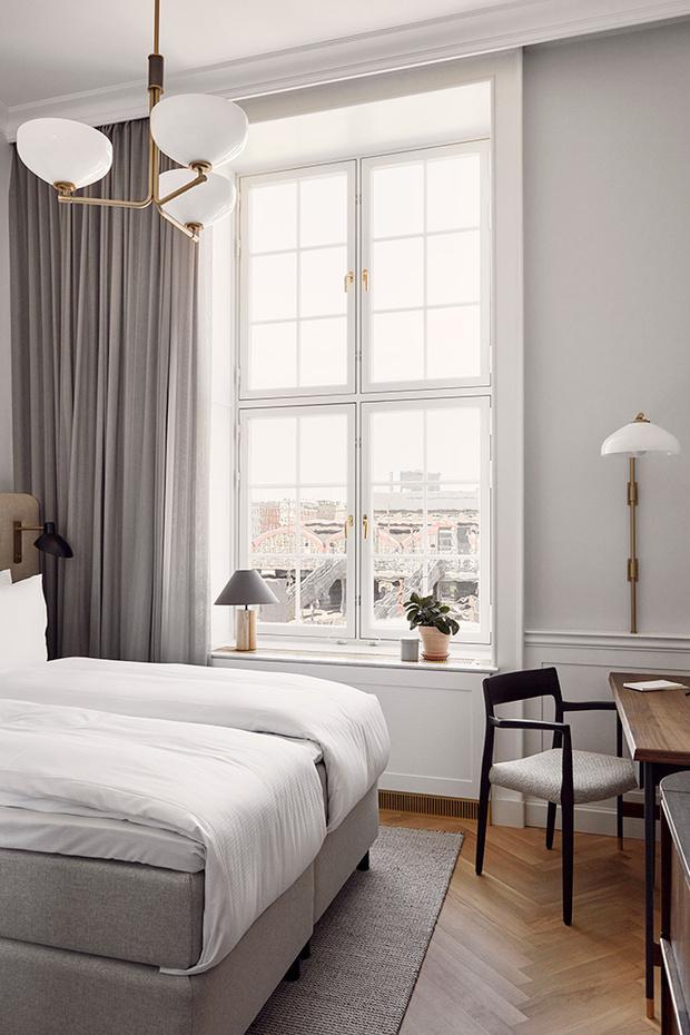 Фото №4 - Дизайн-отель в здании главпочтамта в Копенгагене