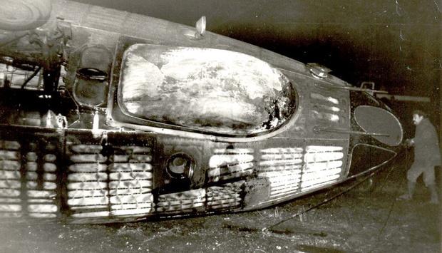 Фото №2 - Как советский пилот поспорил, что посадит самолет вслепую, и убил 69 человек