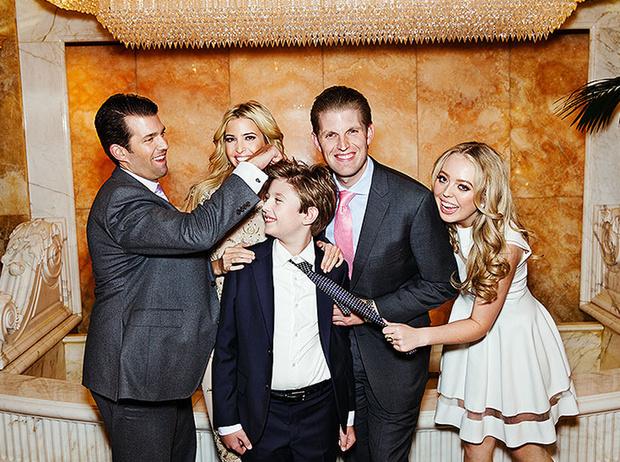 Фото №5 - Бэррон Трамп и еще 6 детей президентов США, которым досталось от СМИ