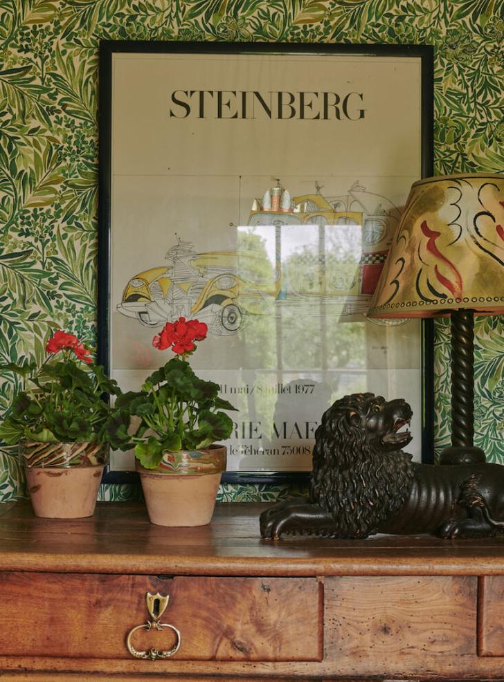 Фото №6 - Дом дизайнера и антиквара в Хэмпшире