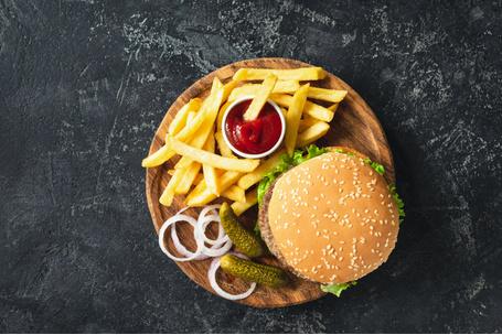 Фото №6 - Гадаем на вкусняшках: выбери еду и узнай, чего тебе не хватает в жизни