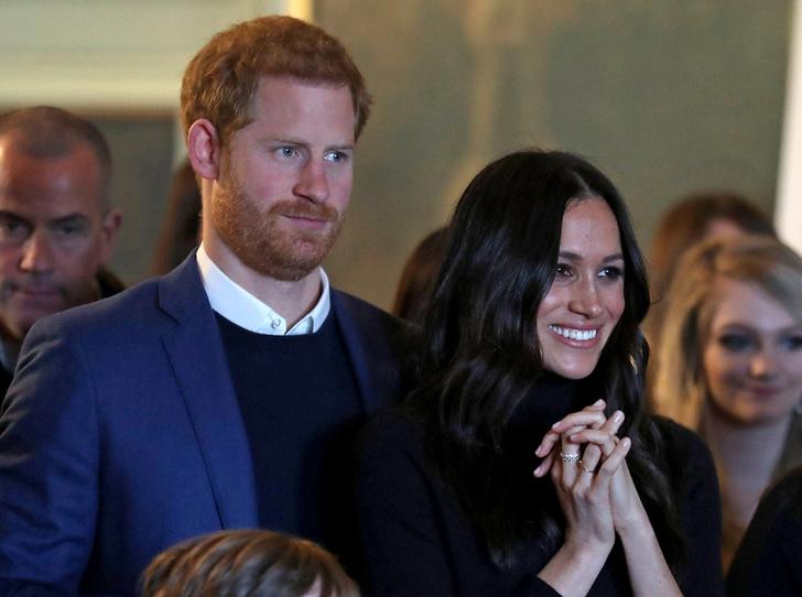 Фото №1 - Какой будет свадьба Гарри и Меган: прогноз звездного организатора