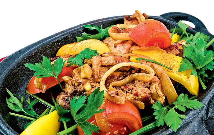 Фото №9 - Трава у дома: топ-9 национальной грузинской кухни