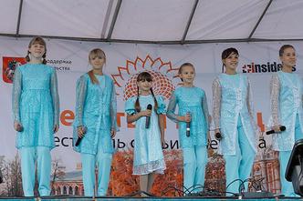 Фото №2 - Фестиваль семьи и ребенка «Девятый месяц» приглашает в Царицыно!