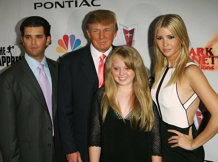 Фото №9 - Тиффани Трамп: «забытая» дочь Дональда Трампа
