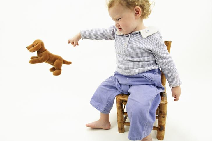Фото №2 - 8 странных привычек у малышей до года