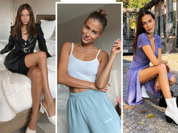 Фото №1 - Гардероб новой девушки Брэда Питта: 6 любимых вещей модели Николь Потуральски