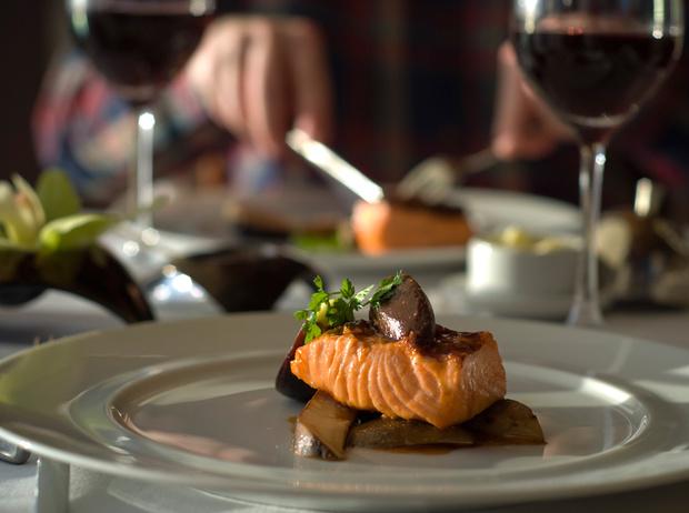 Фото №1 - С монаршего стола: три «царских» блюда из рыбы