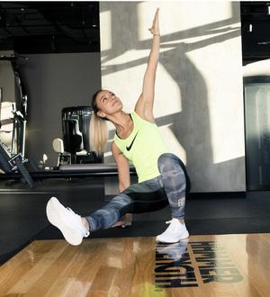 Фото №6 - 5 минут в день: упражнения на внутреннюю поверхность бедра
