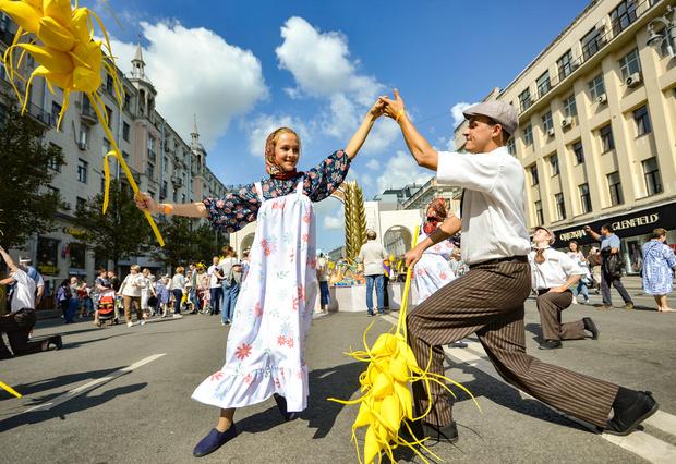 Фото №7 - Город шедевров: 873-й День рождения Москвы посвятят музеям