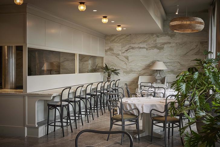 Фото №1 - Романтичный ресторан по проекту Space Copenhagen