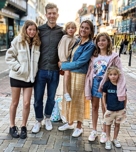 Фото №2 - Папа 4-х дочерей прославился благодаря снимкам с детьми: 15 уморительных фото