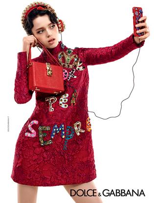 Фото №5 - Новая рекламная кампания Dolce&Gabbana