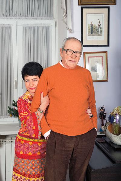 Фото №7 - Эммануил и Ирина Виторган: «Мечтаем сыграть дочкам свадьбы как минимум»
