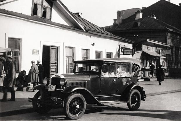 Фото №4 - Советские автомобили, не украденные у Запада