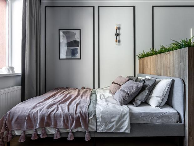 Фото №7 - Природные мотивы в спальне: советы и идеи
