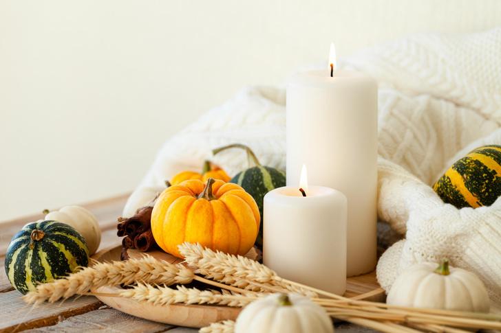 Фото №2 - Декор тыквы своими руками: 10 простых и красивых идей