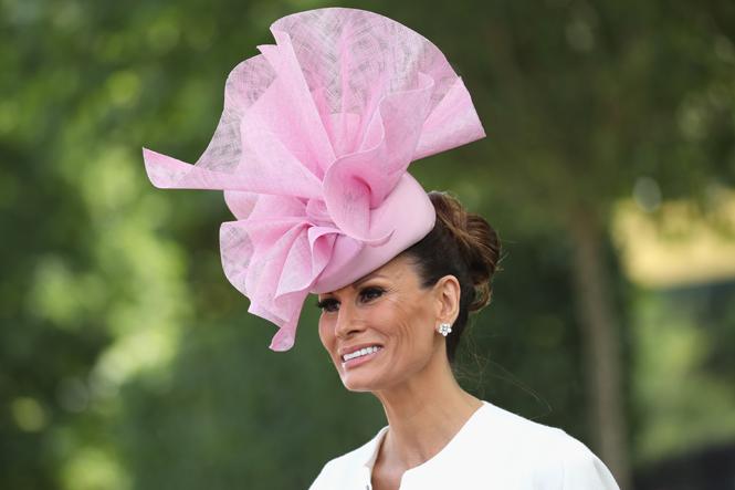 Фото №13 - Чья шляпа лучше: герцогиня Кембриджская и другие на Royal Ascot 2017