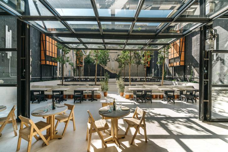 Фото №6 - Ресторан в Мадриде, ориентированный на устойчивое развитие
