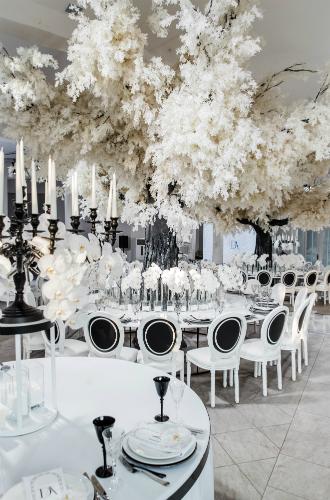 Фото №9 - 5 новых популярных трендов свадебного декора