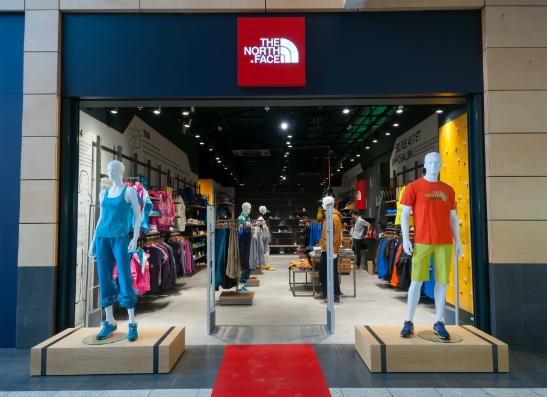 Фото №1 - В Москве открылся первый магазин марки The North Face